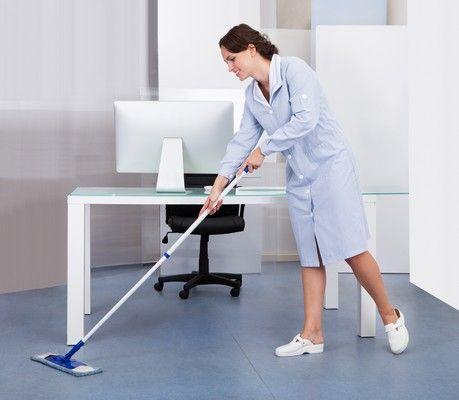 limpiadoras madrid: